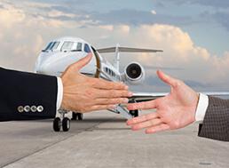 Poradenstvo a znalosť leteckého prostredia a biznisu